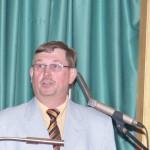 CSA Kreisvorsitzender AS, Gerhard Graf, begrüßt die Teilnehmer