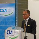 CSA Bezirksvorsitzender Reiner Meier