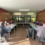Die CSA bei der Tagung in Tirschenreuth