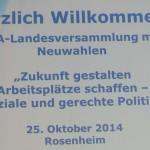 Ankündigung MP Horst Seehofer