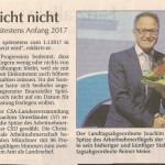MdB R. Meier gratuliert MdL J. Unterländer zur Wiederwahl