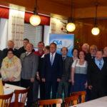 Die neugewählte CSA Bezirksvorstandschaft 2016